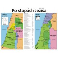 Plagát Po stopách Ježiša (10) s pracovnými listami