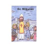 Sv. Mikuláš - omalovánka, Cesta