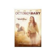 DVD - October Baby - anglické