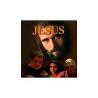 DVD - Jesus - česky + romské a jazyky JV Evropy