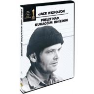 DVD - Přelet nad kukaččím hnízdem