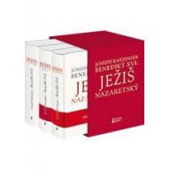 Balíček - Ježiš Nazaretský 1. - 3. diel