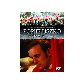 DVD - POPIEŁUSZKO
