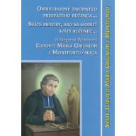 Obdivuhodné tajomstvo presvätého ruženca... Sväté metódy, ako sa modliť ruženec... Ľudovít Maria Grignion z Montfortu/skica