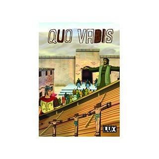 DVD - Quo vadis - animovaný