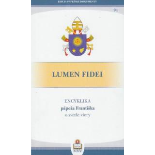 LUMEN FIDEI, Encyklika o svetle viery