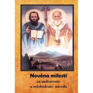 Kniha Novéna milostí