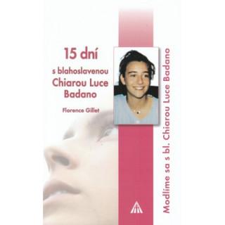 15 dní s blahoslavenou Chiarou Luce Badano
