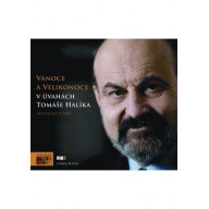 CD - Vánoce a Velikonoce v úvahách Tomáše Halíka