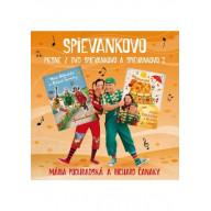 CD z DVD Spievankovo 1+2