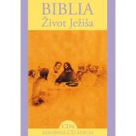 CD - BIBLIA / Život Ježiša 4.
