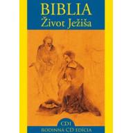 CD - BIBLIA / Život Ježiša 1.