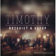 DVD - Rozsvieť a vstúp (Timothy)
