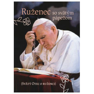 Ruženec so svätým pápežom