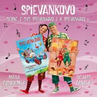 CD z DVD Spievankovo 3+4