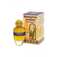 Olej na pomazanie - Požehnanie z Jeruzalema / kadidlo a myrha (IZ136)