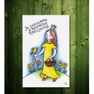 Tabuľka - Princeznička