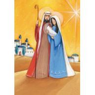 Vianočná pohľadnica - VAN06