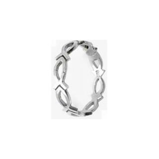 Ichtus II - strieborný prsteň (PR13)