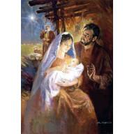 Vianočná pohľadnica - VAN03