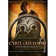 DVD - Cyril a Metod - Apoštoli Slovanov
