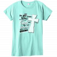 Dámske tričko - Na cestách (TD065)