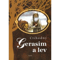 Ctihodný Gerasim a lev