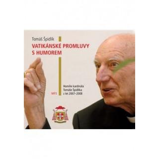 CD - Vatikánské promluvy s humorem