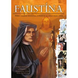 Faustína - komiks