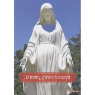 Mária, plná bolesti