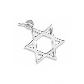 Prívesok - Dávidová hviezda (IZ164)