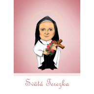 Svätá Terezka (kreslená)