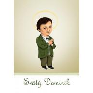 Svätý Dominik (kreslený)
