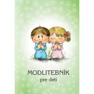 Modlitebník pre deti / zelená