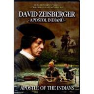 DVD - David Zeisberger (apoštol indiánů)