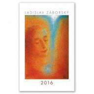 Kalendár 2016 - nástenný / Záborský