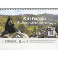 Kalendár 2016 stolový Božieho Milosrdenstva