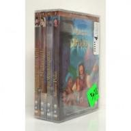 DVD - Sada: Animované príbehy velikánov dejín 4.