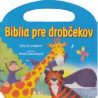 Biblia pre drobčekov / SSV - modrá obálka