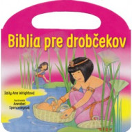 Biblia pre drobčekov / SSV - ružová obálka