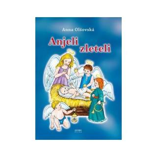 Kniha Anjeli zleteli