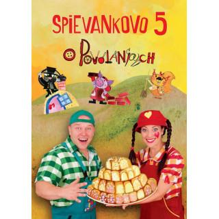 DVD - Spievankovo 5