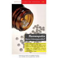 Homeopatia. Komu naozaj pomáha?