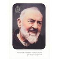 Novéna k svätému Pátrovi Piovi - nové vydanie