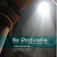 CD - Chorus Salvatoris: De profundis