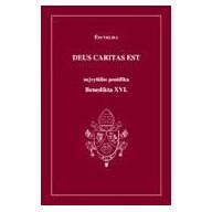 Deus caritas est - Encyklika Bůh je láska