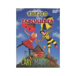 DVD - Smejko a Tanculienka - Čáry Máry Fuk