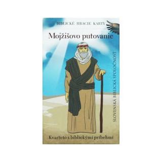 Mojžišovo putovanie - Biblické kvarteto