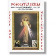 Posolstvá Ježiša prostredníctvom sv. Faustíny pre celé ľudstvo