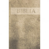 Biblia ECAV m.v. - veľká / 2015 - hnedá